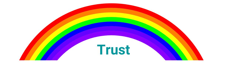 Rainbow - Trust